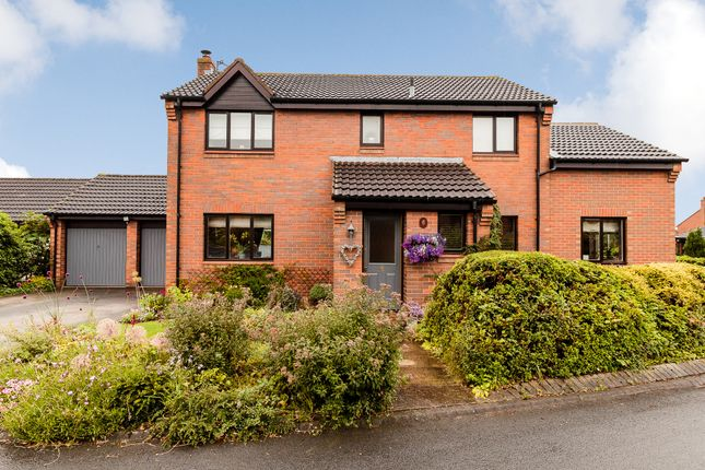 Thumbnail Detached house for sale in Hertford Lawn, Colton, Leeds