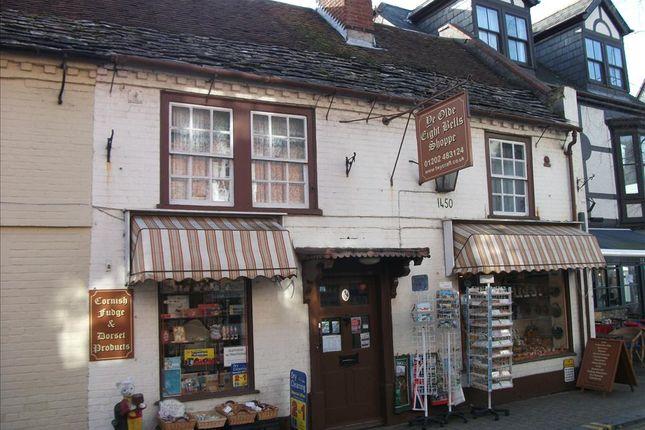 Thumbnail Retail premises for sale in Church Street, Christchurch