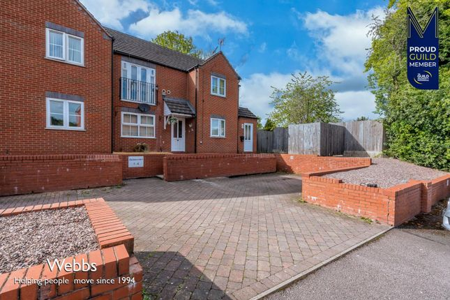 2 bed flat for sale in Helens Court, Hednesford, Cannock WS12