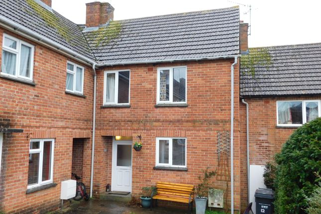 3 bed terraced house for sale in Burrowfield Close, Bruton