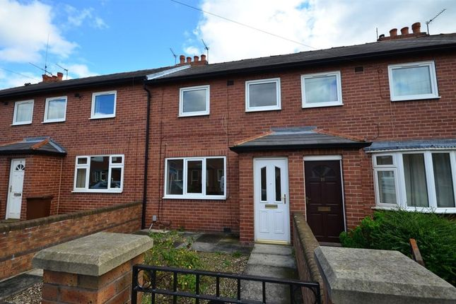 Thumbnail Terraced house to rent in Gregory Road, Castleford
