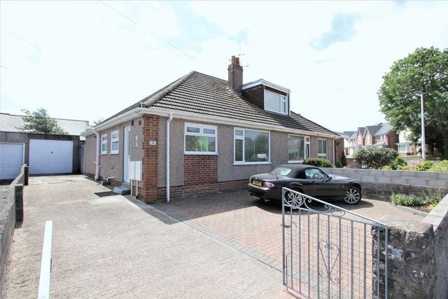 Thumbnail Semi-detached bungalow for sale in St. Johns View, St. Athan, Barry