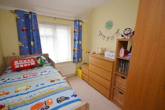 Bedroom 3 of Ashby Avenue, Chessington, Surrey. KT9