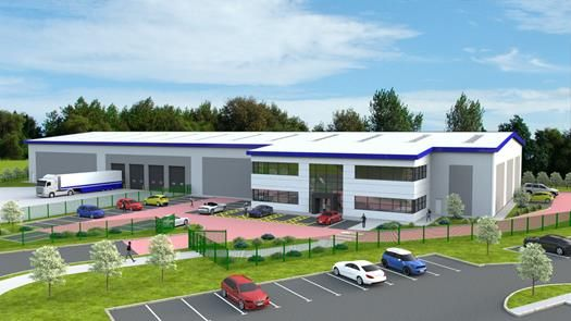 Thumbnail Land to let in Formula 40, Old Tiffield Road, Towcester, Northants