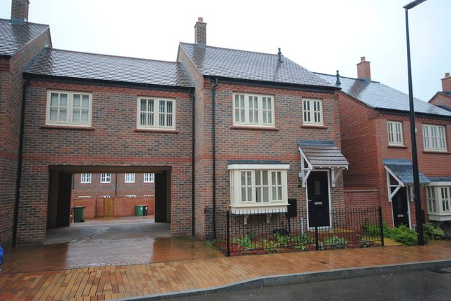 Thumbnail Semi-detached house to rent in Little Flint, Lightmoor Way, Telford