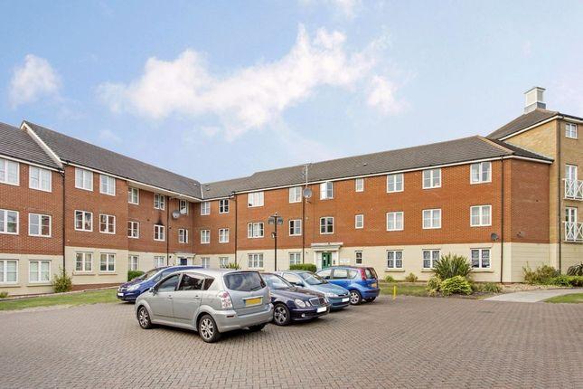 Thumbnail Flat to rent in Sherman Gardens, Romford, Essex