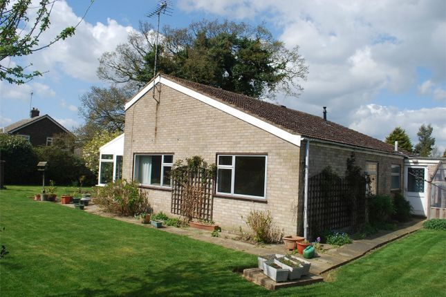Thumbnail Detached bungalow to rent in Westbourne Park, Bourne, Lincolnshire