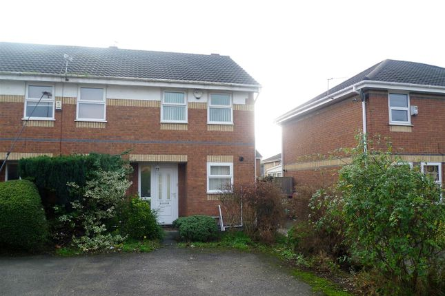 Thumbnail Semi-detached house to rent in Montonmill Gardens, Eccles, Manchester