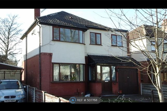 Thumbnail Detached house to rent in Lindbury Avenue, Stockport