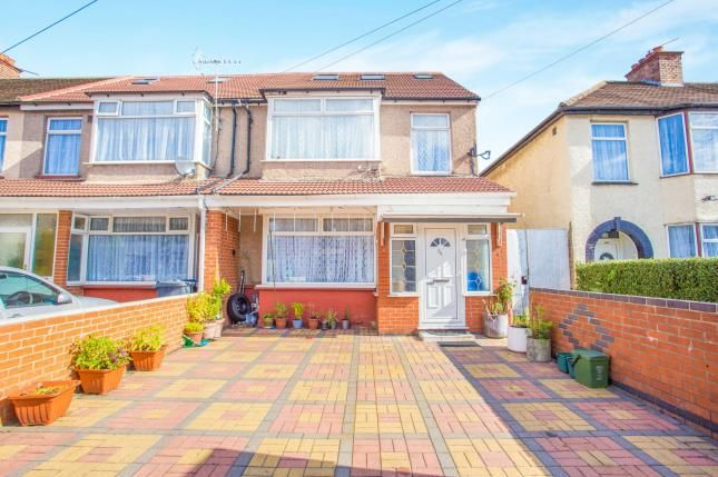 7 bed semi-detached house for sale in Brent Road, Southall, Middlesex