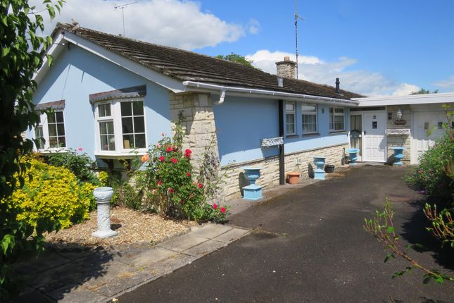 Thumbnail Detached bungalow for sale in Church Street, Durrington, Salisbury