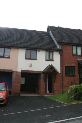 Thumbnail Terraced house to rent in Heron Way, Torquay