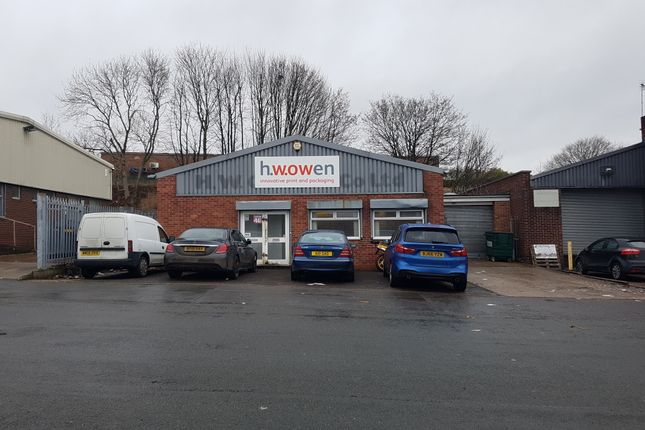Thumbnail Industrial for sale in Auckland Road, Sparkbrook