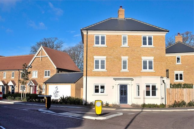 Thumbnail Detached house for sale in Aspen Terrace, Woodlands Park Drive, Dunmow