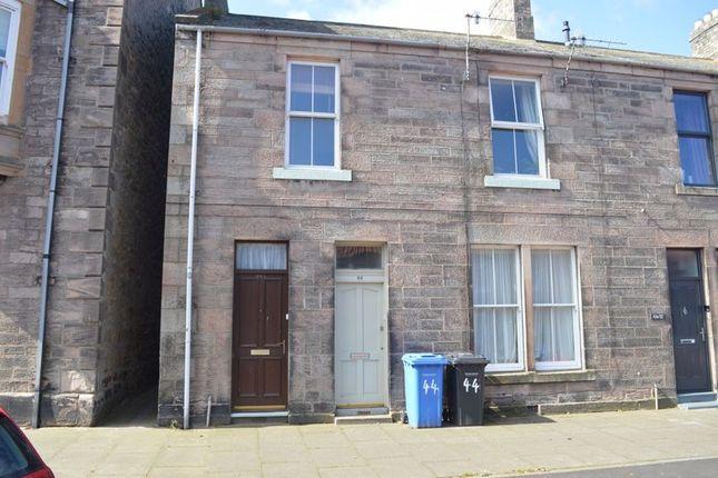 Thumbnail Flat for sale in Main Street, Spittal, Berwick-Upon-Tweed