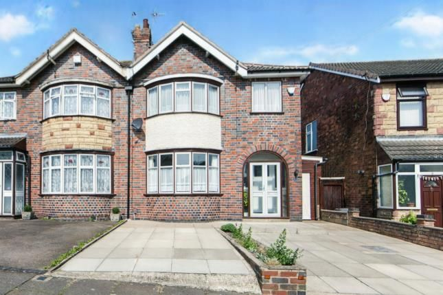 Front of Highway Road, Evington, Leicester, Leicestershire LE5
