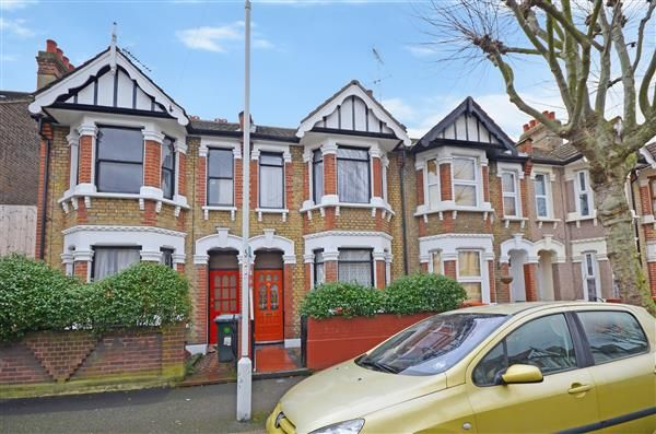 Terraced house to rent in Denbigh Road, London