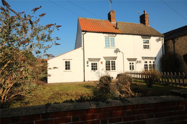 Thumbnail Semi-detached house to rent in Middle Street, Metheringham