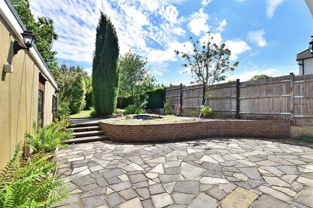 Patio / Decking of Brompton Farm Road, Strood, Rochester, Kent ME2