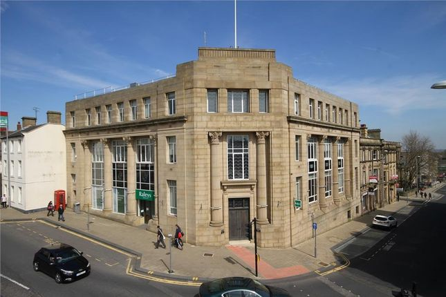 Thumbnail Commercial property for sale in Permanent Building, Regent Street, Barnsley