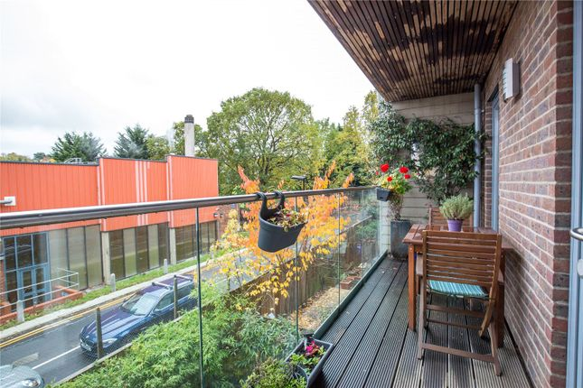 Balcony of Park Road, Crouch End, London N8