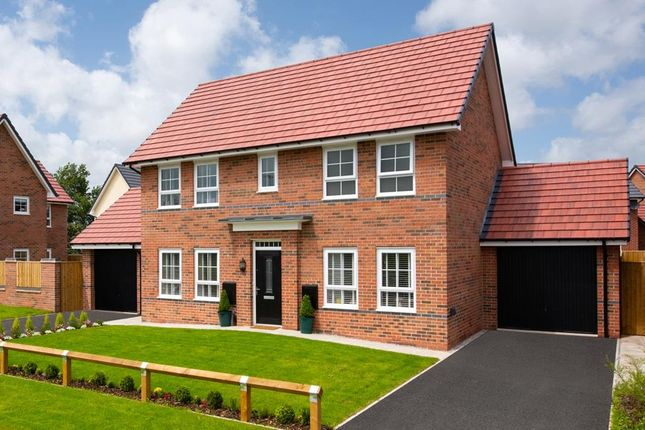 "Thumbnail Detached house for sale in ""Thornton"" at Hale Road, Speke, Liverpool"