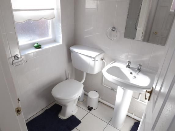Bathroom of King Edward Road, Woodhall Spa, Lincolnshire LN10