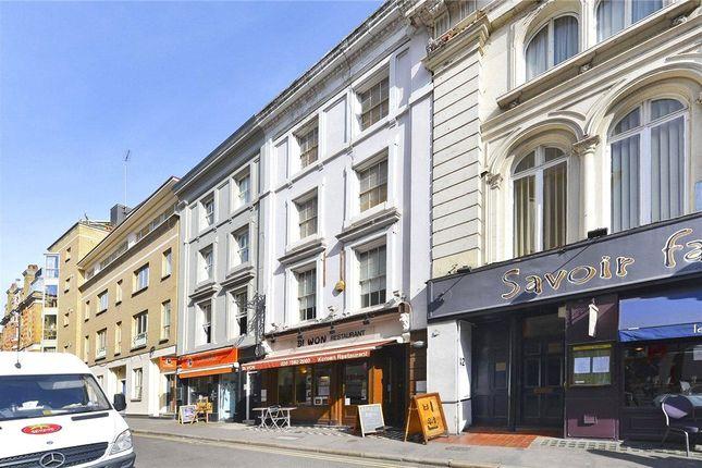 Thumbnail Flat to rent in Coptic Street, London