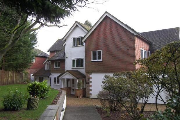 Thumbnail Flat to rent in Hazel Grove, Hindhead