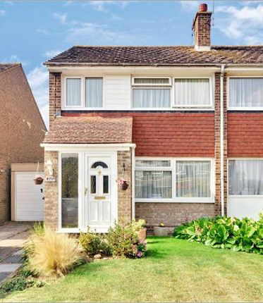 Thumbnail Semi-detached house to rent in Riverhead Close, Maidstone