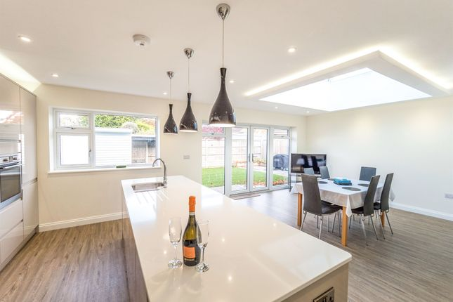 Thumbnail Detached bungalow for sale in Blackthorn Road, Kenilworth