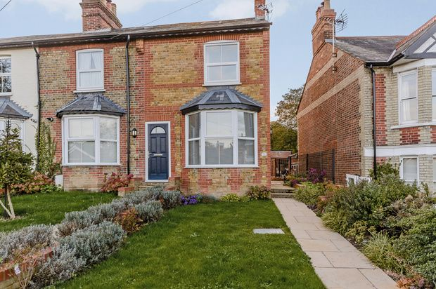 Thumbnail Semi-detached house to rent in Chapel Lane, High Wycombe