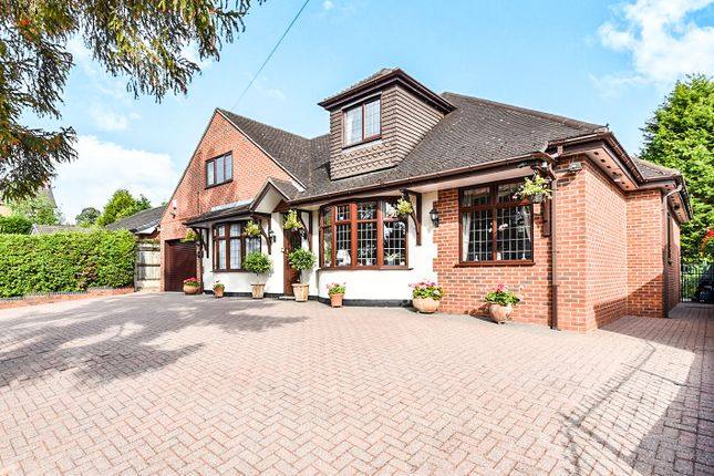 Thumbnail Detached house for sale in Pastures Hill, Littleover, Derby
