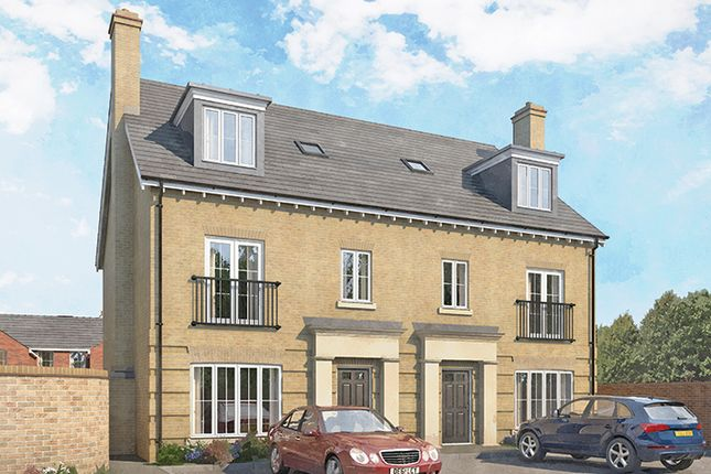 "Thumbnail Property for sale in ""The Redgrave"" at Portland Gardens, Marlow"