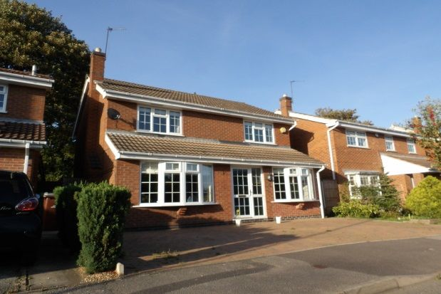 Thumbnail Property to rent in Far Rye, Wollaton, Nottingham