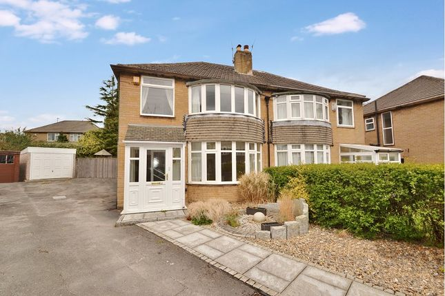 Thumbnail Semi-detached house to rent in West Lodge Gardens, Chapel Allerton, Leeds