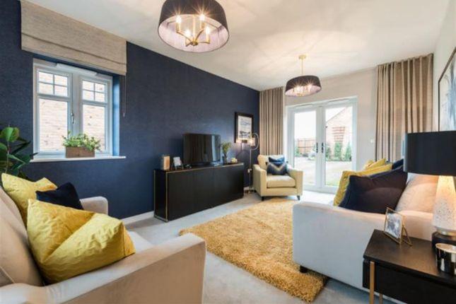 Thumbnail Detached house for sale in Arras Boulevard, Hampton Magna, Warwick