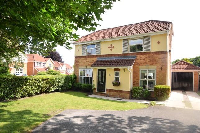 Thumbnail Detached house for sale in Woodlea Gate, Meanwood, Leeds
