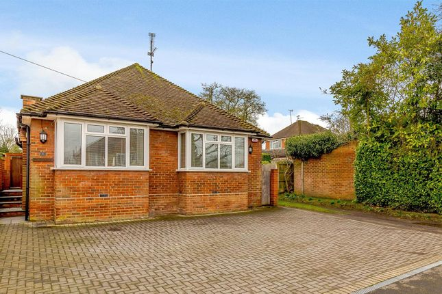 Thumbnail Detached bungalow for sale in Holmwood Avenue, Shenfield, Brentwood