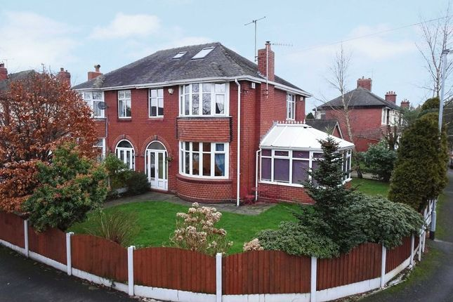 3 bed semi-detached house for sale in May Avenue, May Bank, Newcastle-Under-Lyme
