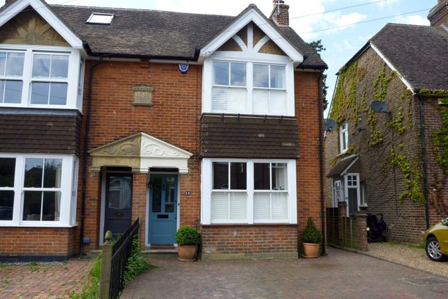 Thumbnail Semi-detached house to rent in Amherst Road, Sevenoaks