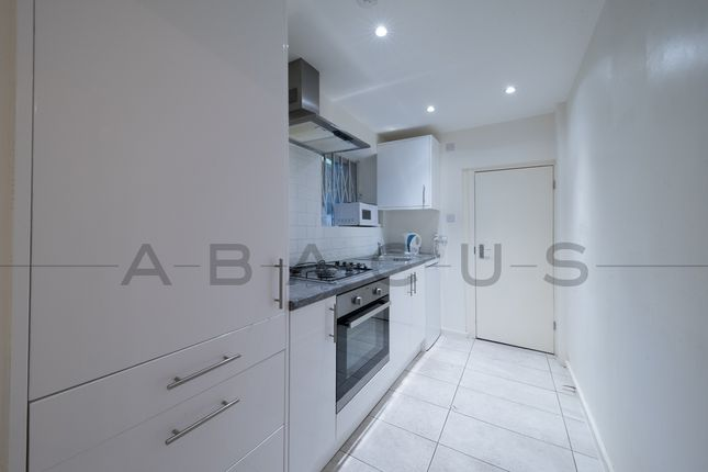 Thumbnail Flat to rent in Finchley Road, St Johns Wood