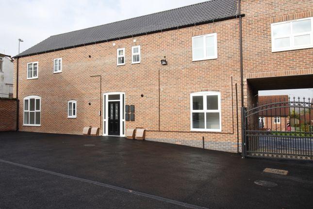 Thumbnail Flat to rent in Wilks Court, Northgate, Pontefract