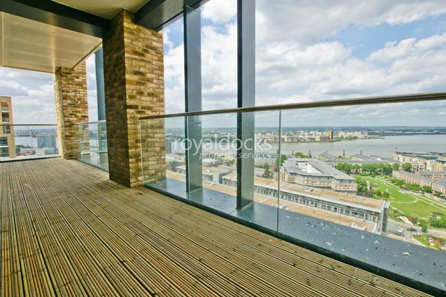 Thumbnail Flat for sale in Royal Arsenal Riverside, Woolwich, London