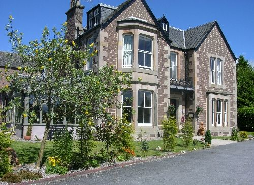 Thumbnail Detached house for sale in Crieff, Perth And Kinross