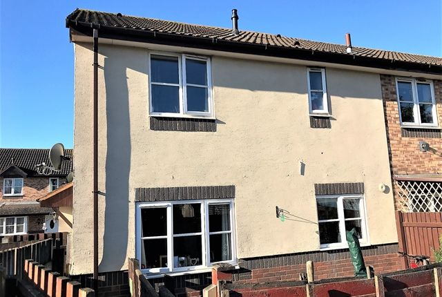 Thumbnail End terrace house for sale in The Signals, Feniton, Honiton