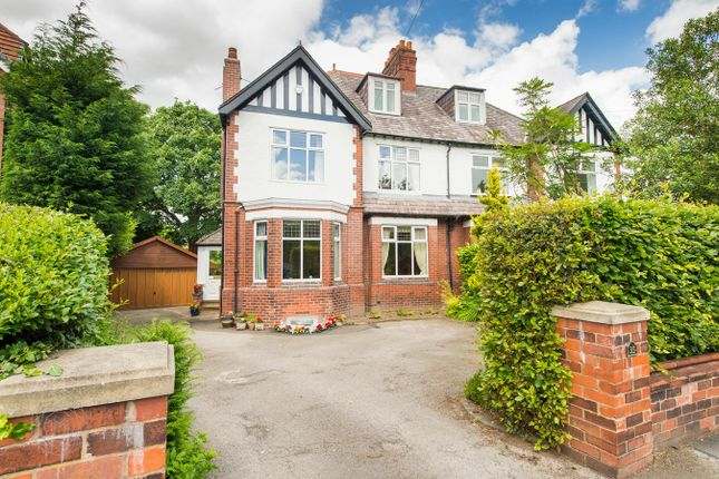 Thumbnail Semi-detached house for sale in Broadoak Road, Worsley, Manchester