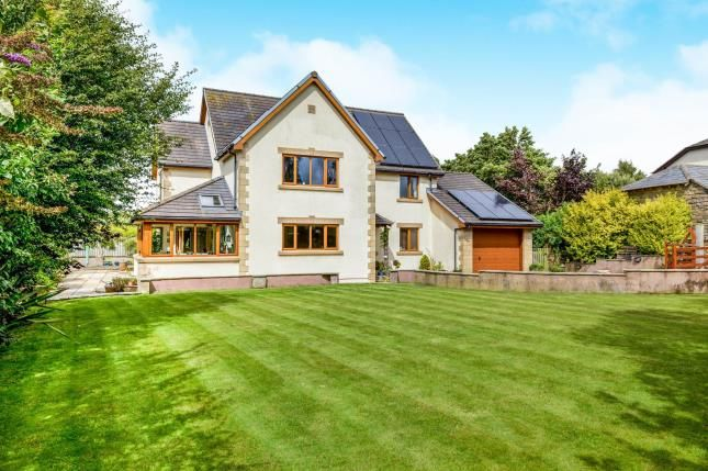 Thumbnail Detached house for sale in Lancaster Road, Overton, Morecambe, Lancashire