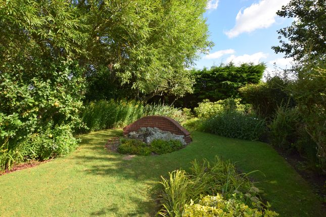 Rear Garden of Mountney Drive, Pevensey Bay BN24