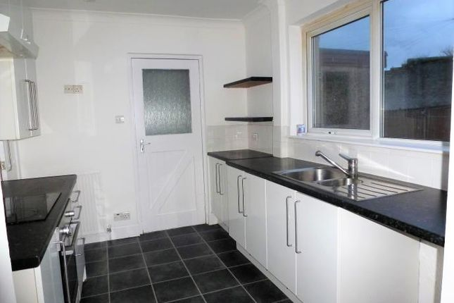 Thumbnail Terraced house to rent in Canal Crescent, Stevenston